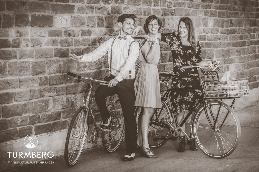 Turmberg-Fahrräder